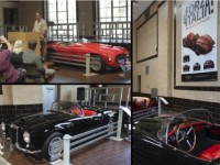 BMW Vintage at Saratoga Museum