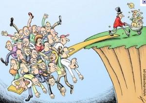 Inequality sucks, Who's Afraid of Reality Politics